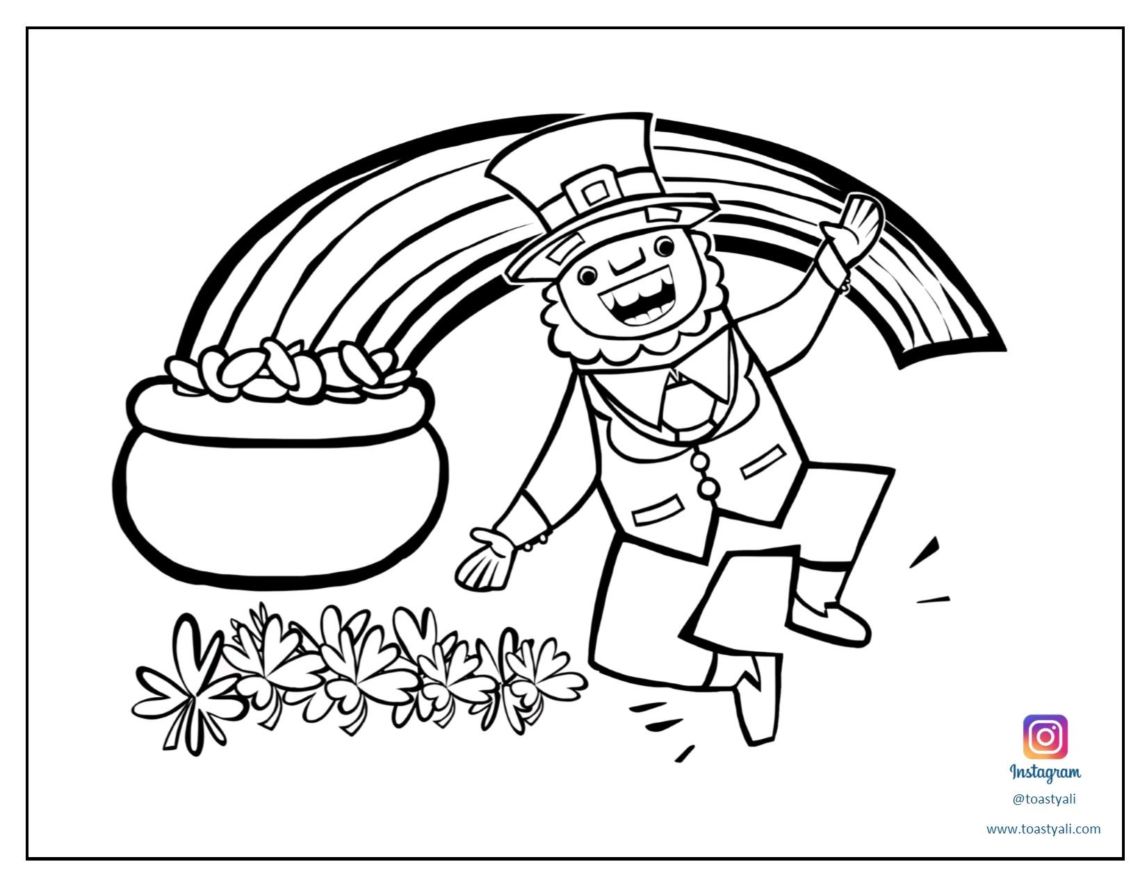 100 saint patricks day coloring pages lps coloring pages ffftp