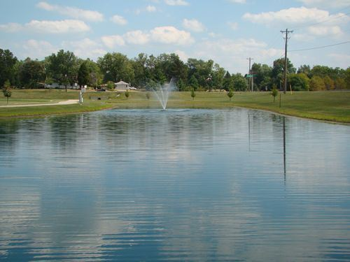 Groveport Park Front Pond