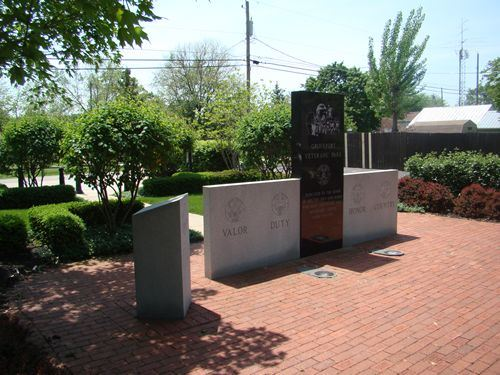 Veterans Park Memorial Sculpture